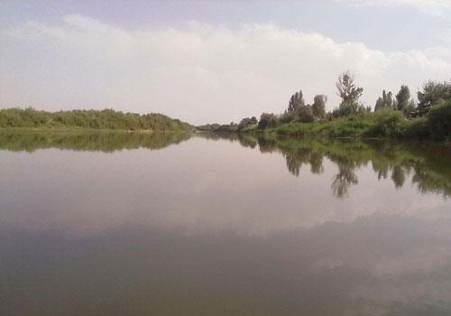 رودخانه-زرینه-رود رودخانه زرینه رود