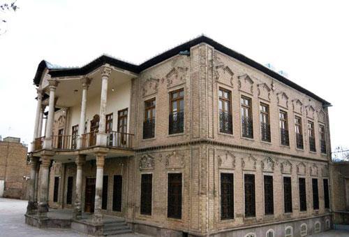عمارت سردار مفخم