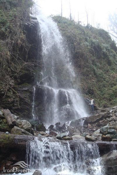 سرکلاته 1 آبشار سرکلاته