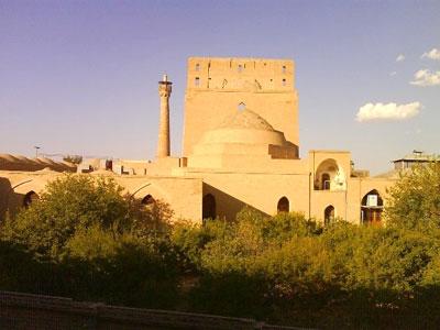 سلجوقی 3 مسجد جامع سمنان