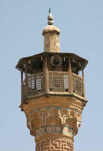سلجوقی مسجد جامع سمنان