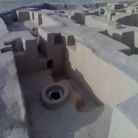 شهر زیر زمینی زلف آباد