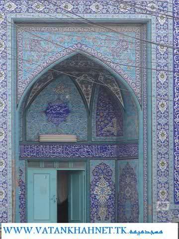 مسجدجامع مسجد جامع میمه