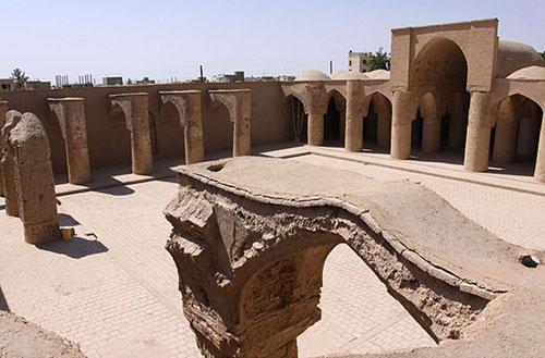 -تاریخانه مسجد تاریخانه دامغان