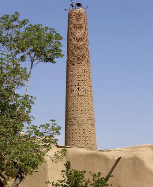 -تاریخانه9 مسجد تاریخانه دامغان