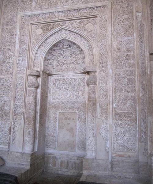 مسجد-جامع-بسطام3 مسجد جامع بسطام