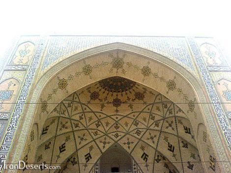 مسجد جامع 1 مسجد جامع سمنان