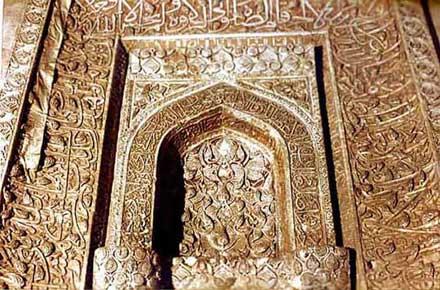 مسجد جامع 1 مسجد جامع مرند