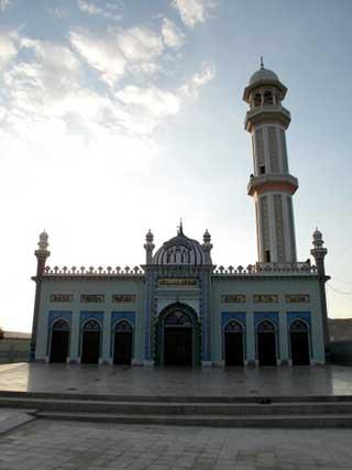 مسجد جامع 4 مسجد جامع تیس