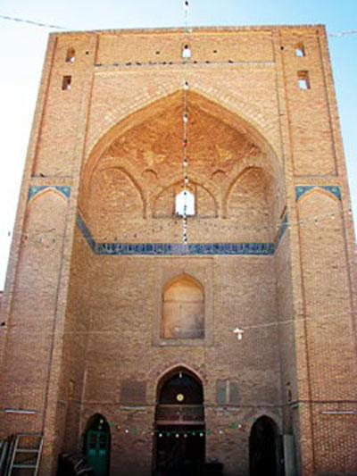 مسجد جامع مسجد جامع سمنان