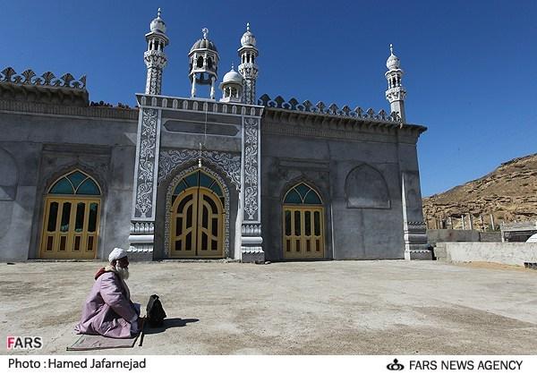 مسجد جامع مسجد جامع تیس