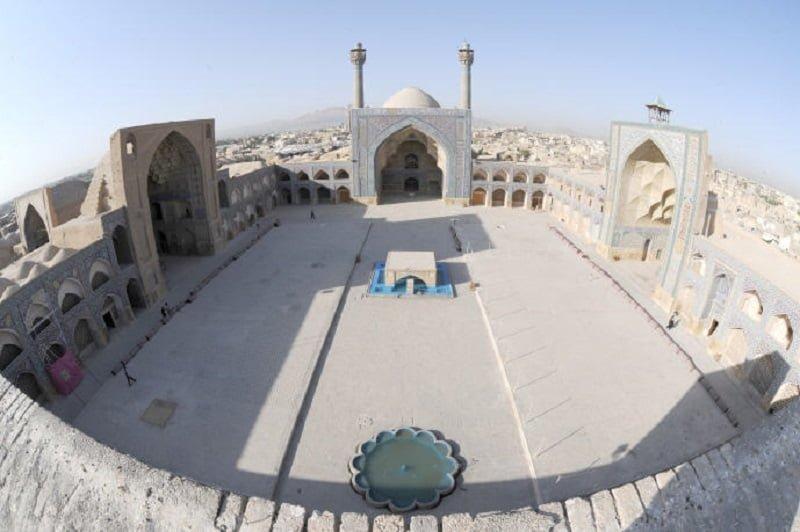 مسجد حکیم از جاهای دیدنی اصفهان جاهای دیدنی اصفهان (100 جاذبه گردشگری اصفهان)