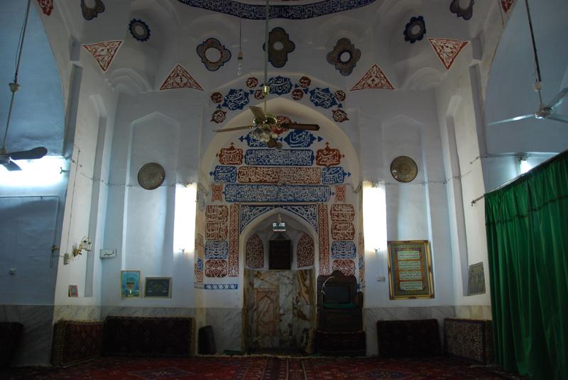 مسجد 4 مسجد جامع میمه