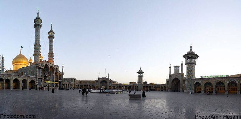 آرامگاه معصومه از جاهای دیدنی ایران 100 جاهای دیدنی ایران که قبل از مرگ باید دید