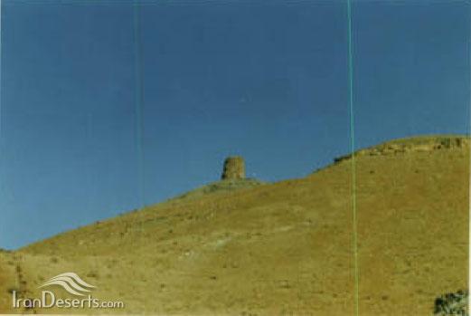 میل امامزاده عبدالله قم