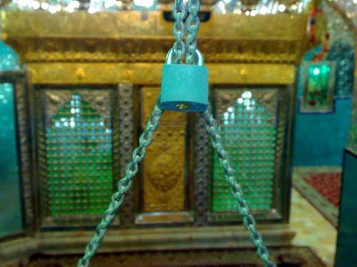 بقعه امامزاده هارون بن موسي ( پنجه شاه )