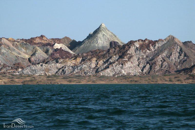 هرمز 7 جزیره هرمز