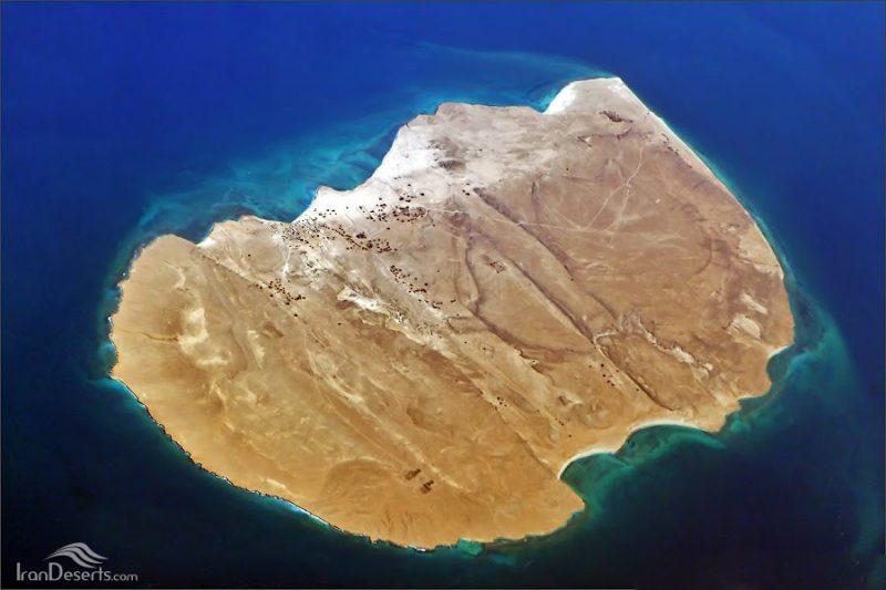 هندورابی 7 جزیره هندورابی
