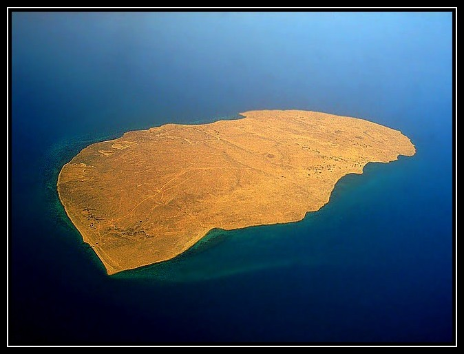 هندورابی جزیره هندورابی