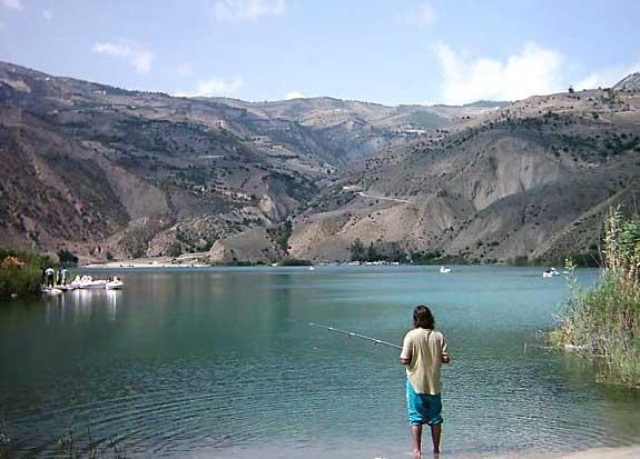 ولشت 1 دریاچه ولشت