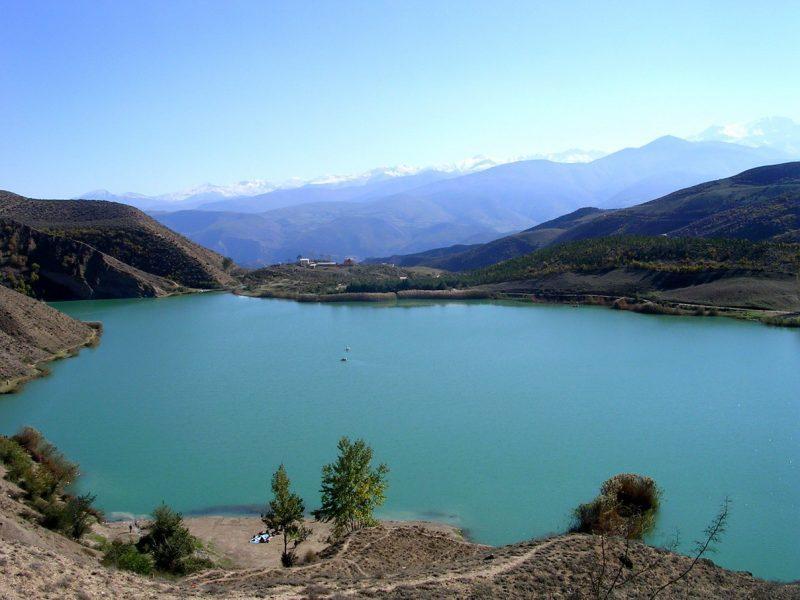 ولشت 3 دریاچه ولشت