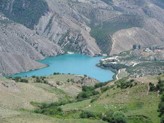 ولشت دریاچه ولشت