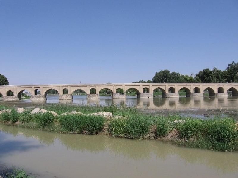 پل مارنان از جاهای دیدنی اصفهان جاهای دیدنی اصفهان (100 جاذبه گردشگری اصفهان)