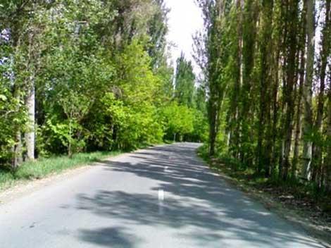 گردشگری: روستای کندلج