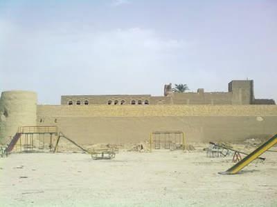 کلات اهرم 2 قلعه کلات