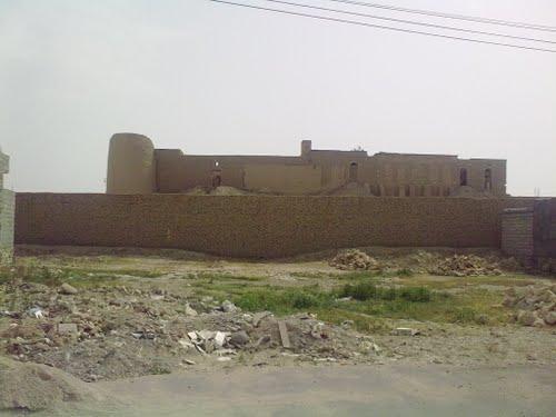 کلات اهرم 3 قلعه کلات