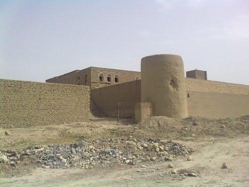 کلات اهرم 6 قلعه کلات