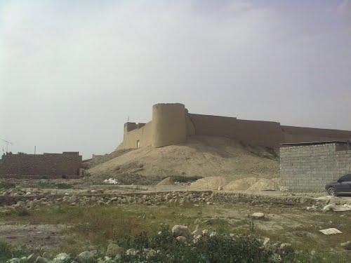 کلات اهرم4 قلعه کلات