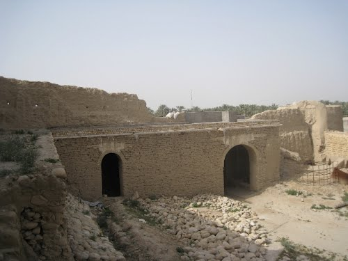 کلات اهرم5 قلعه کلات