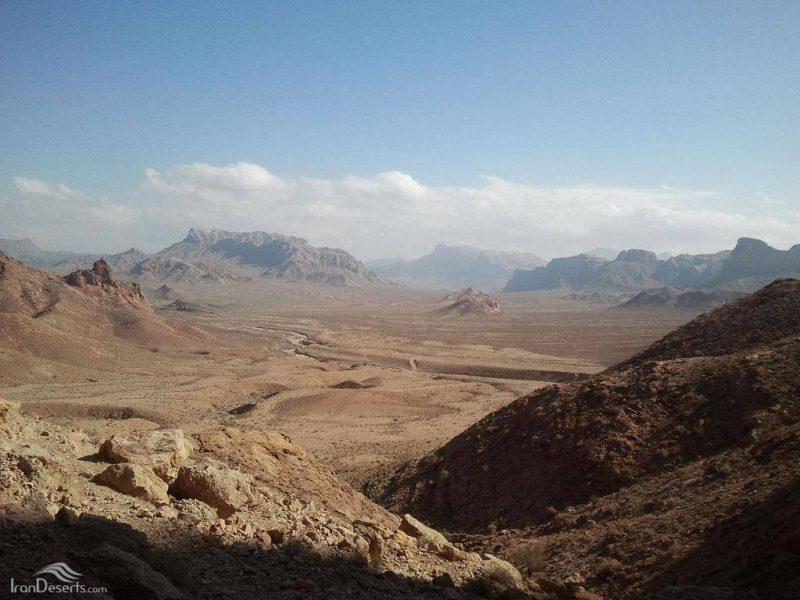 منطقه حفاظت شده کوه بافق