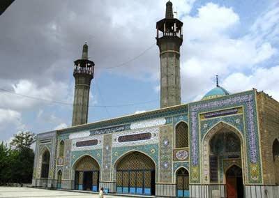 یحیی3 امامزاده یحیی تهران