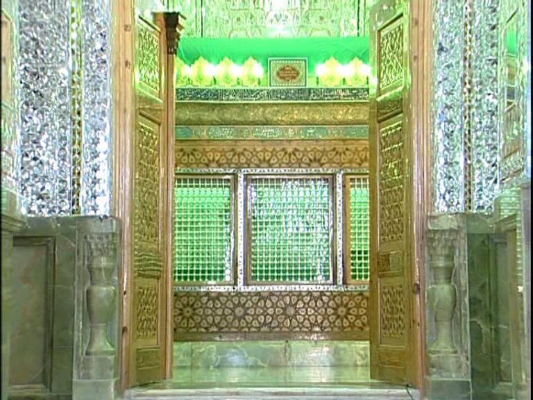 10 امامزاده شاهرضا