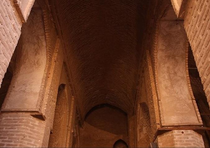 مسجد جامع زواره اردستان