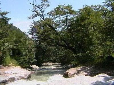 رودخانه قزل اوزن خلخال