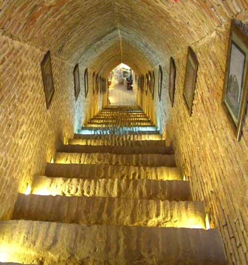 gonabad موزه آب