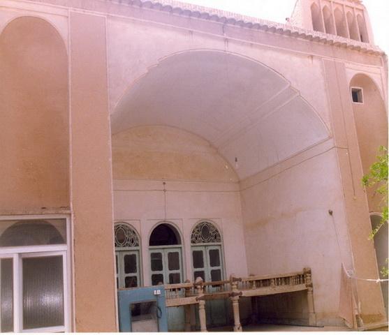 khane khatavi-c خانه آیت الله خاتمی (موزه رجال و مفاخر اردکان)