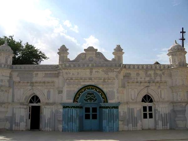 rangoniha1 مسجد (موزه) رانگونیها