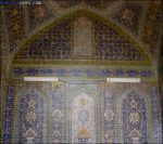 مسجدسیداصفهان دراحتضار؛مسئولین آسوده باشند+عکس