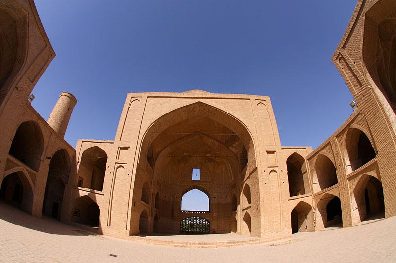 اردستان 1 مسجد جامع اردستان