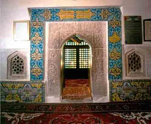 امامزاده اباذر قزوین