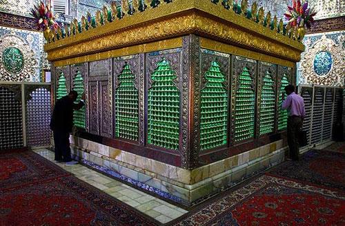 امامزاده شاهزاده حسین قزوین