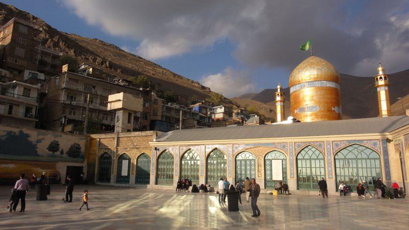 امامزاده داوود تهران