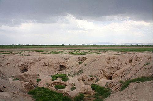 تپه زاغه قزوین