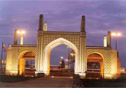 دروازه-تهران-قدیم دروازه تهران قدیم قزوین