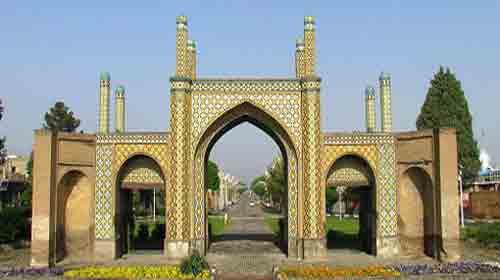 دروازه-تهران-قدیم4 دروازه تهران قدیم قزوین