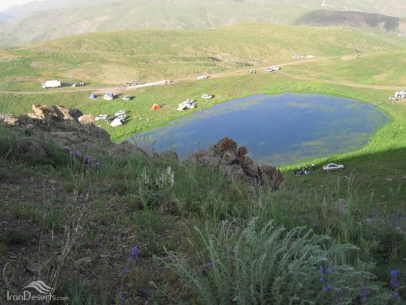 دریاچه 1 دریاچه گول یوردی بزقوش
